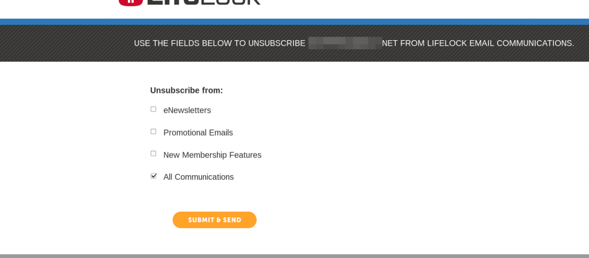 LifeLock Bug Exposed Millions of Customer Email Addresses