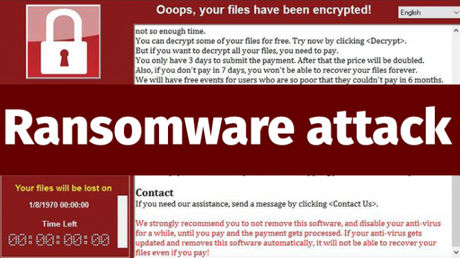 Hackers Laser-Target Arkansas Small Town With Ransomware