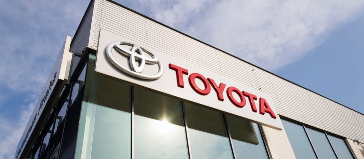 Toyota data breach of almost 3.1 million customers