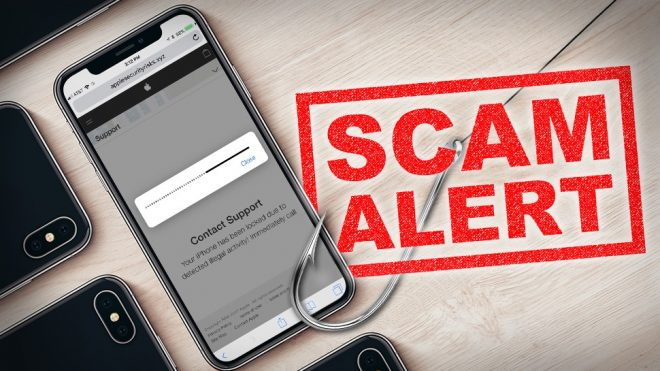 How to protect yourself from the new iPhone tech support scam