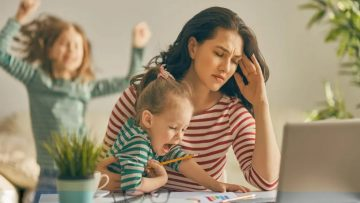 3 quick tips for parents working from home