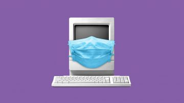How your computer can give you Coronavirus Covid-19