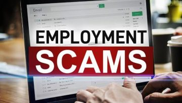 How not to get scammed if you've been laid off by Covid-19 (2/2)