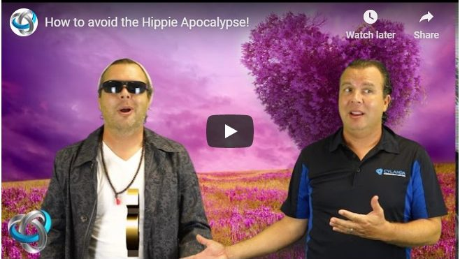 How to avoid the Hippie Apocalypse