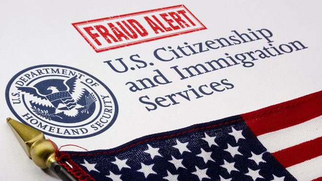 Scammers are targeting immigrants trying to get visas
