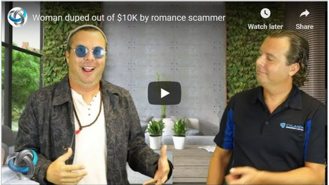Woman duped out of $10K by romance scammer