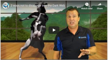 3 ways not to disappear into the Dark Web