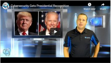 Cybersecurity gets presidential recognition