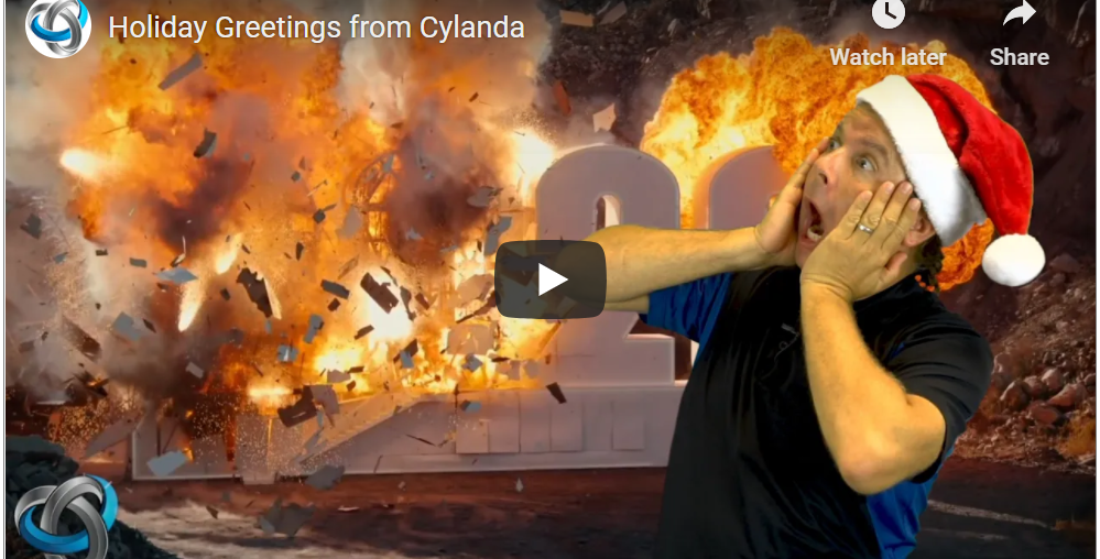 Holiday greetings from Cylanda